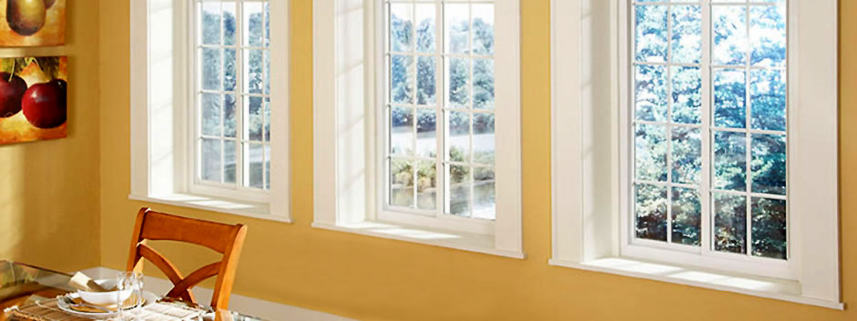 Add Beauty & Save Energy with Replacement Windows